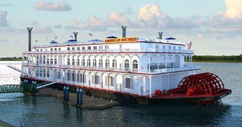A rendering of the American Duchess courtesy American Queen Steamboat Co.