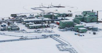 BP's Prudhoe Bay, Alaska, operations. BP photo.