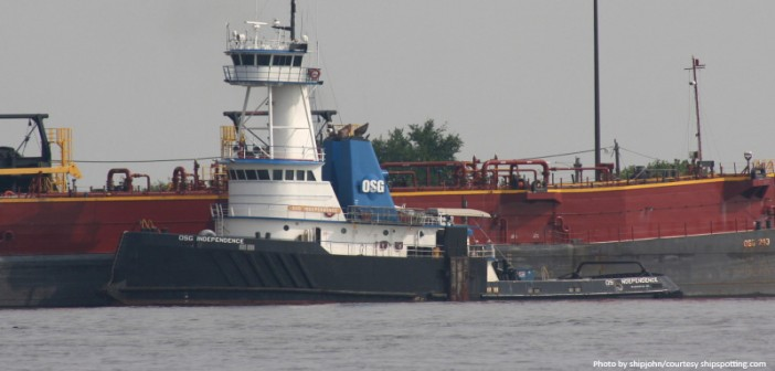 The OSG Independence. Photo by shipjohn/courtesy shipspotting.com.