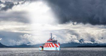 Damen's new first line assistance vessel. Damen image