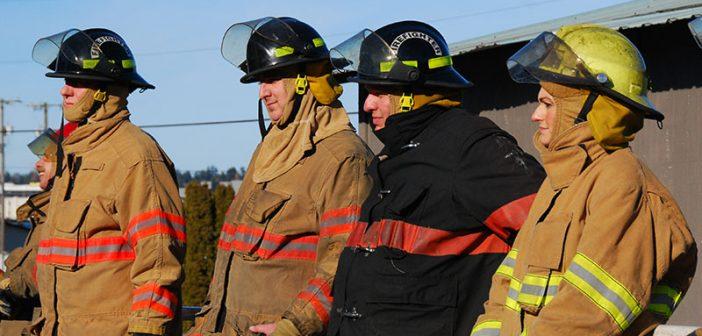 India Tango Marine Firefighting Training Program trainees. Bruce Buls photo.