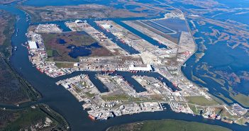 Port Fourchon courtesy Greater Lafourche Port Commission.