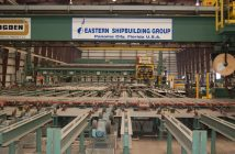 Eastern Shipbuilding Group was a recipient of a Small Shipyard Grant in 2016. Ken Hocke photo