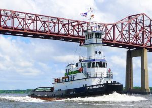 The fifth Elizabeth Anne-class tug for Vane Brothers. Vane Brothers photo