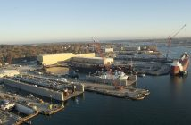 Fincantieri Bay Shipbuilding. Fincantieri photo.