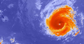 NOAA predicts a 70 percent chance of five to eight tropical cyclones developing in the Central Pacific Region during the 2017 hurricane season, which runs from June 1 to Nov. 30. NOAA image.