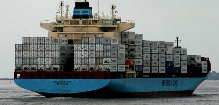 APM Terminals, a subsidiary of global shipping company A.P. Moller - Maersk, was affected by a massive cyberattack in June 2017. Creative Commons photo by Glen.