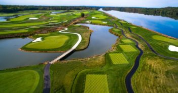 The Trump National Golf Club in Potomac Falls, Va. Trump National Golf Club photo.