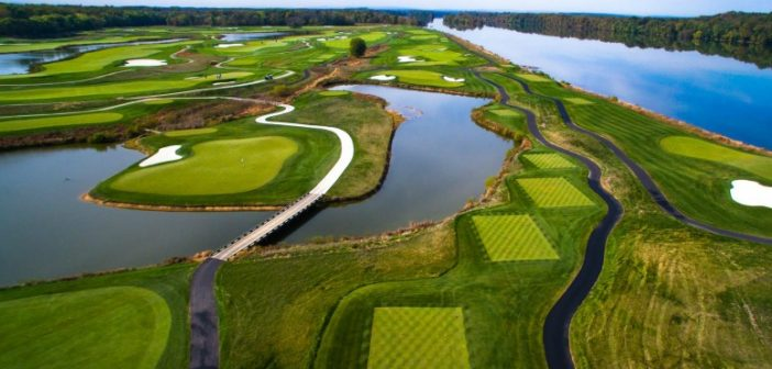 The Trump National Golf Club in Potomac Falls, Va. Trump National Golf Club photo.