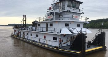 With the addition of towing vessels, which began getting inspected under Subchapter M in July 2018, the size of the U.S. inspected fleet grew by approximately 6,500 vessels to nearly 20,000 vessels, an increase of 50%. Campbell Transportation photo