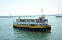 The 244-passenger Bay Mist. Casco Bay Lines photo