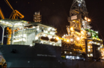 Deepwater Thalassa. Photo courtesy of Transocean