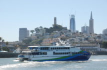 San Francisco Bay Ferry's Intintoli. Kirk Moore photo