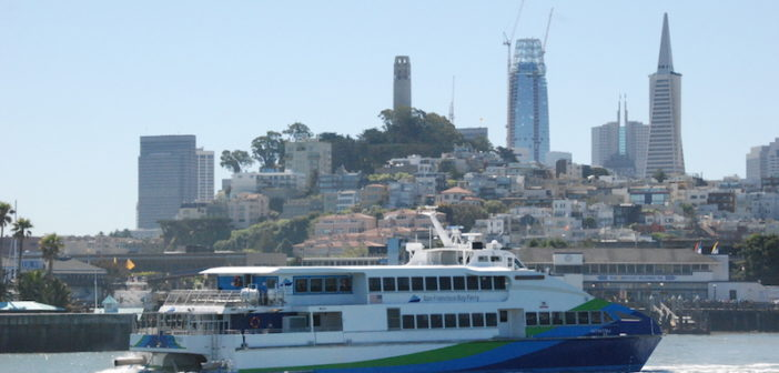 The Bay Area Is Sold On Ferries Workboat