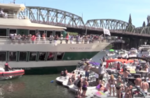 Portland Spirit captains license suspended after collision with recreational boaters