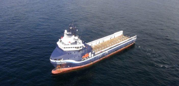 Wärtsilä GulfMark Offshore Test Remote Ship Control WorkBoat - Remote control cruise ship