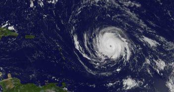 Hurricane Irma. NASA image