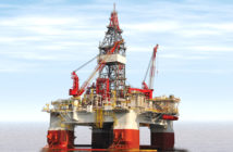Seadrill's West Capricorn semisubmersible. Photo courtesy of Seadrill