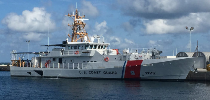 bollinger delivers 25th fast response cutter to uscg
