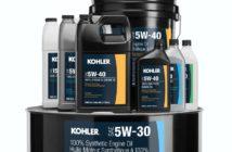 Kohler is introducing a new line of aftermarket oil for generators. Kohler photo
