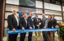 ZF's new facility in New Orleans celebrated its grand opening in late September. ZF-Gauvin photo