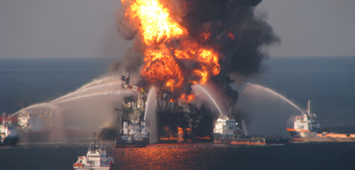 New book from National Academies Press (NAP) discusses offshore safety after theDeepwater Horizon oil spill. U.S. Coast Guard photo