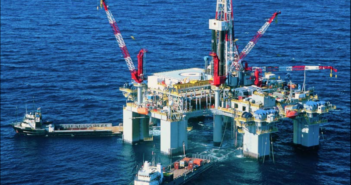 Operators may finally be reacting to improved oil prices. Photo courtesy of Diamond Offshore