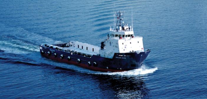 Photo courtesy of GulfMark Offshore