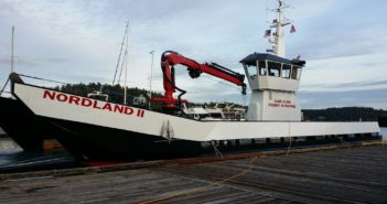 The Nordland II was recently delivered to San Juan Ferry & Barge in Friday Harbor, Wash. San Juan Ferry & Barge photo.