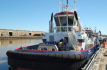 Five of 2017's 10 Significant Boats were tugs. Photo courtesy of Seabulk Towing