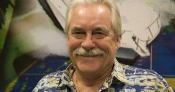 Long-time Gulf Regional Manager for Furuno, Butch Weghorst, passes away. Furuno photo