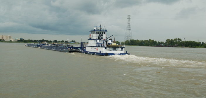 Barge industry is still struggling with too much equipment and too many infrastructure failures. Ken Hocke photo