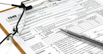 Tax legislation making its was through Congress could dramatically affect small and medium businesses. IRS image.