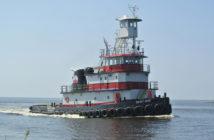 Towing vessels face a July 20 Subchapter M deadline. Rodriguez Shipbuilding photo.