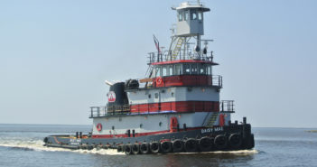 Towing vessels face a July 20 Subchapter M deadline. Rodriguez Shipbuilding photo.