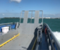 Horizon delivers landing barge to Key West