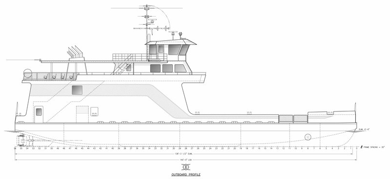 Miller Boat Line awards ferry design contract to Elliott ...