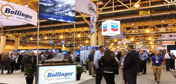 International WorkBoat Show New Orleans 2017