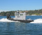 Modutech Marine delivers first of 25 tugs to Navy