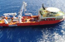 New subsea projects group is headquartered in Houston. Edison Chouest Offshore photo