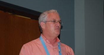 Gerald Poyant, Hi-Line Cruises' director of operations. Ken Hocke photo