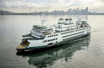 Washington State Ferries ridership numbers grew in 2017. Photo by Stuart Isett/Vigor Industrial