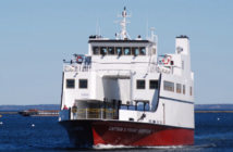 The Capt. E. Frank Thompson. Maine State Ferry Service website