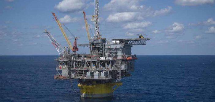 Shell's Perdido deepwater platform. Photo courtesy of Royal Dutch Shell