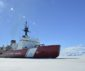 Icebreaker crew overcomes shaft seal, electrical breakdowns to reach Antarctica