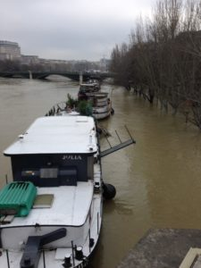 Hundreds of Parisians have been evacuated from their homes along the Seine River as it kept rising after it bursting its banks.