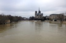 Paris remains on flood alert after the Seine river burst, leaving streets flooded.
