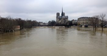 Paris remains on flood alert after the Seine river burst, leaving streets flooded.