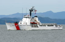 The Coast Guard cutter Alert. Photo courtesy Shipspotting.com