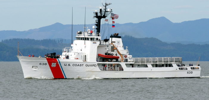coast guard cutter 49 shows its age 35 breakdowns in 19 days